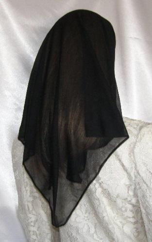 Sheer Scarves Sheer Tichel Scarf Headcoverings