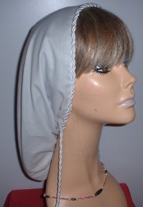 Batiste Snood Headcoverings Batiste Cotton Snood Head