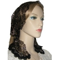 Lace Hair Wraps - Head Wraps