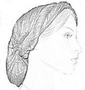 Headcoverings by Devorah - Mitpachat Tichel Israeli Scarves