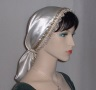 Crepe Back Satin Snood Frontal Trim Head Coverings