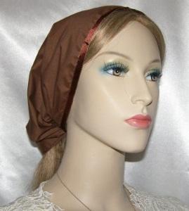 Miriam Brown Batiste Mimkhatah Kerchief Scarves Head Coverings