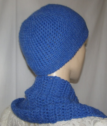 Ravelry: Crochet Squares Hat & Scarf pattern by Lisa Gentry