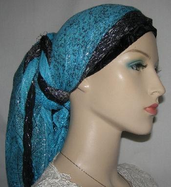 mitpachat scarf headcoverings israeli tie scarves