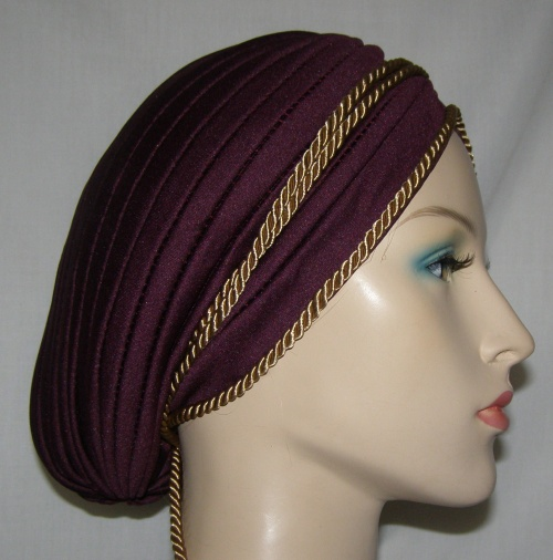 Turban Snoods Hair Turbans For Women