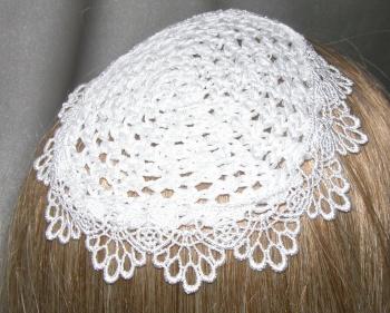 Crochet Patterns Kippah : KIPPAH KNITTING CROCHET PATTERN - Crochet - Learn How to Crochet