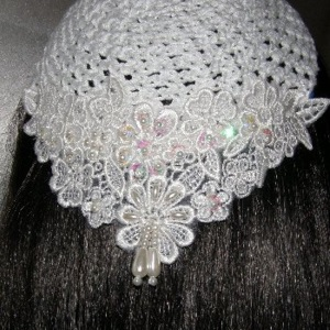 CROCHET KIPPAH PATTERN « CROCHET PATTERNS