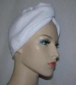 Microfiber Hair Wrap Towel