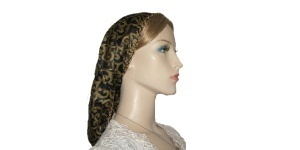 Polyester Gold Snood