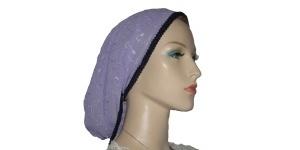 Lavender Silk Snood
