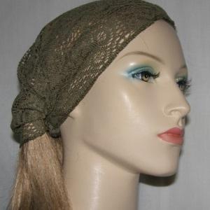 Loden Crocheted Headband