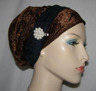 Pearl Tichel Hair Clip