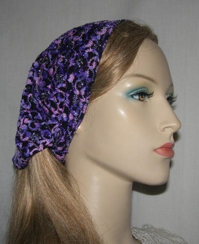 Soft Fabric Hair Bands