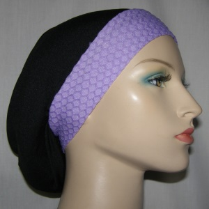 Lilac Designed Stretch Headband