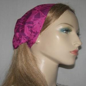 Pinks Design Cotton Headband