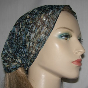 Teal & Mint Design Headband