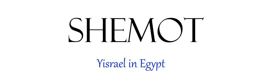 Shemot Chapter 1