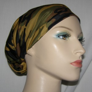 Camouflage Headwrap