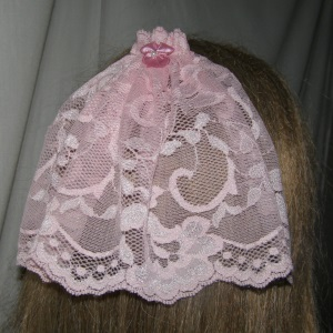 Pink Lace Bar Mitzvah Bat Mitzvah Covering